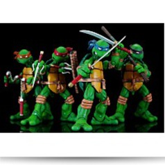 100 Original Teenage Mutant Ninja Turtles