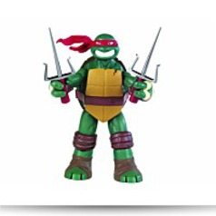 Battle Shell Raphael Action Figure