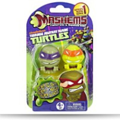Mashems 2 Pack Tmnt Series 1