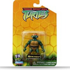 Mini Tmnt Action Figure Michelango