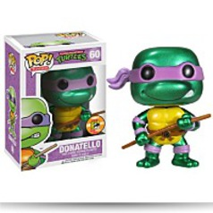 Specials Pop Television Tmnt Donatello Vinyl Figure