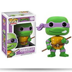 Pop Television Tmnt Donatello Vinyl Figure