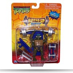 On SaleRippedup Leonardo With Accessories Tmnt