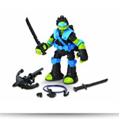 StealthLeo Action Figure