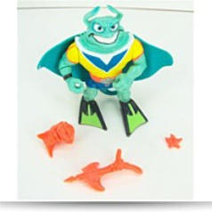 Specials Tmnt Ray Fillet Action Figure