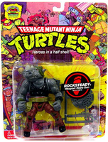 25TH Anniversary Action Figure Rocksteady