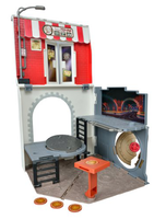 Popup Pizza Anchovy Alley Playset